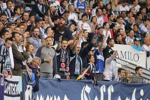 May 18, 2013 - MLS - Portland Timbers at Vancouver Whitecaps FC | by Vancouver Southsiders