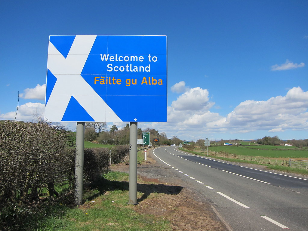 Image result for welcome to scotland