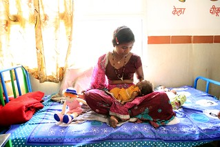 The importance of breastfeeding from birth | by DFID - UK Department for International Development