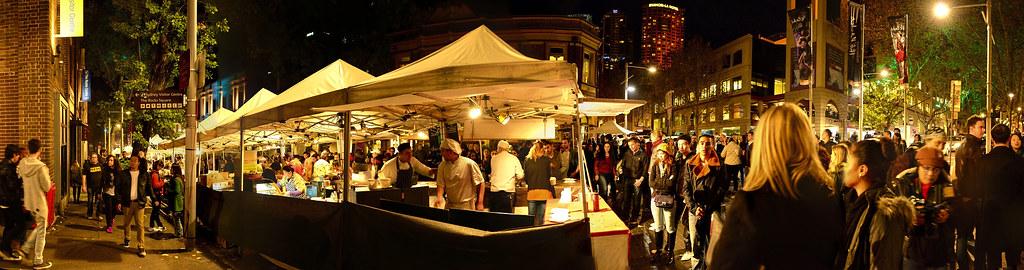 Food The Rocks Sydney
