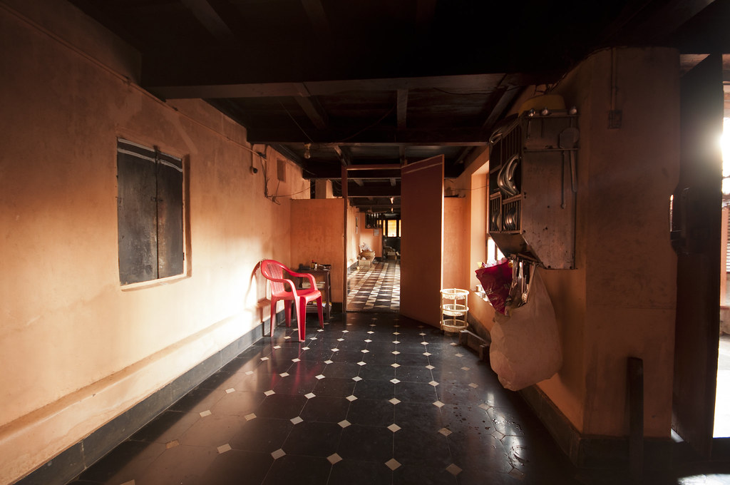 An old south indian style house avinash achar flickr for Old indian house interior