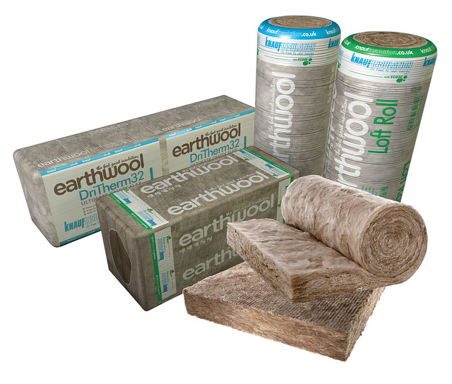 Knauf insulation mineral wool products flickr photo 3 mineral wool insulation