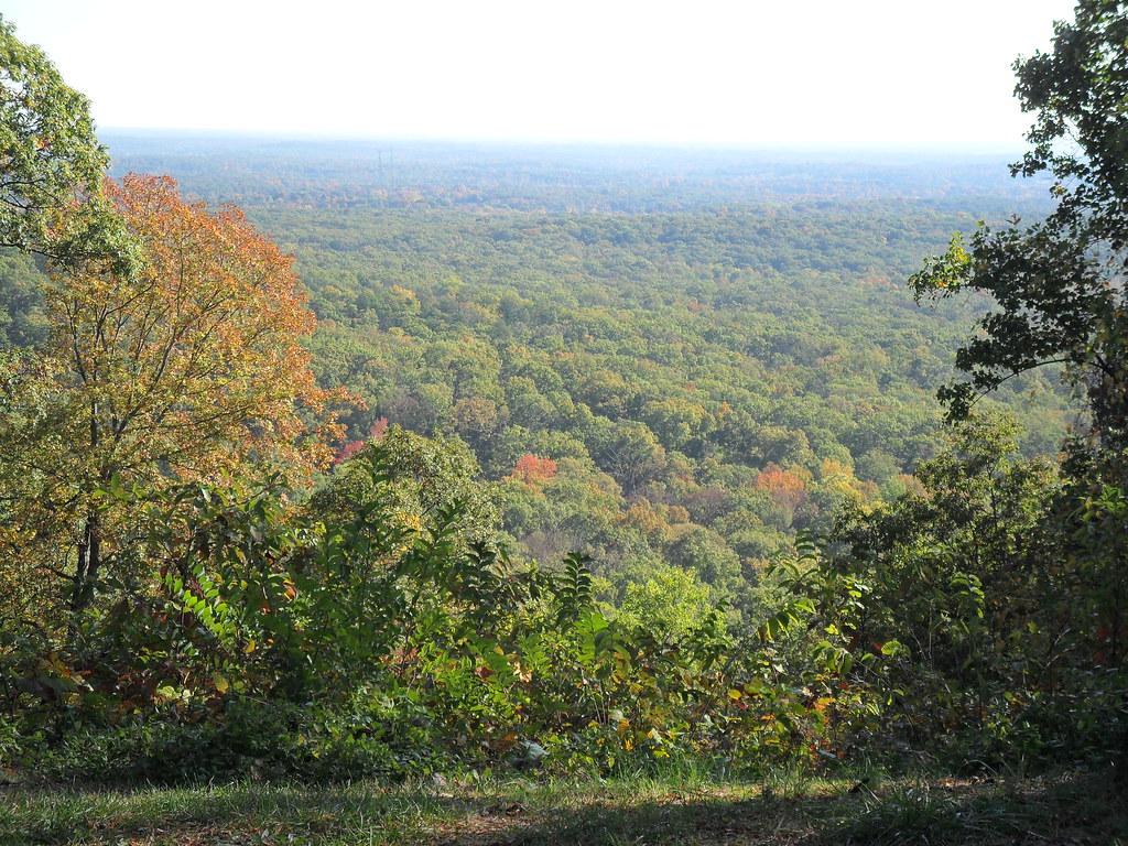 clark state forest overlook