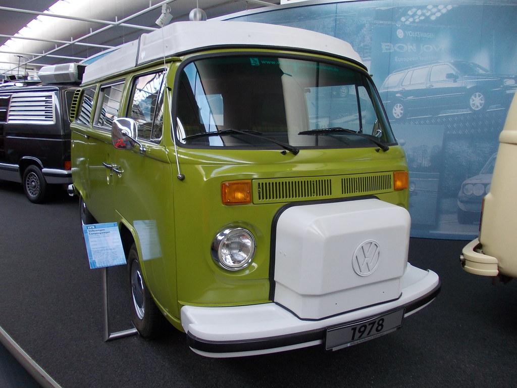 vw typ 2 t2 camper westfalia 1978 volkswagen museum. Black Bedroom Furniture Sets. Home Design Ideas