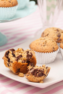 Chocolate Chip Muffins | by sivdaland
