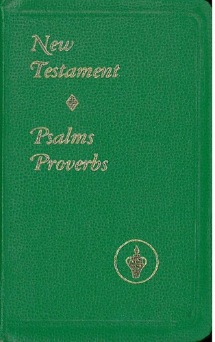Revised Berkeley NT Gideons Cover | by bible_wiki