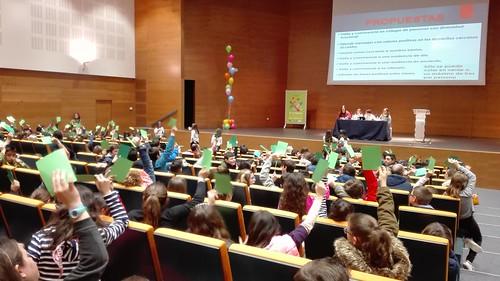 Segundo Congreso de Cooperativas Escolares de Dos Hermanas