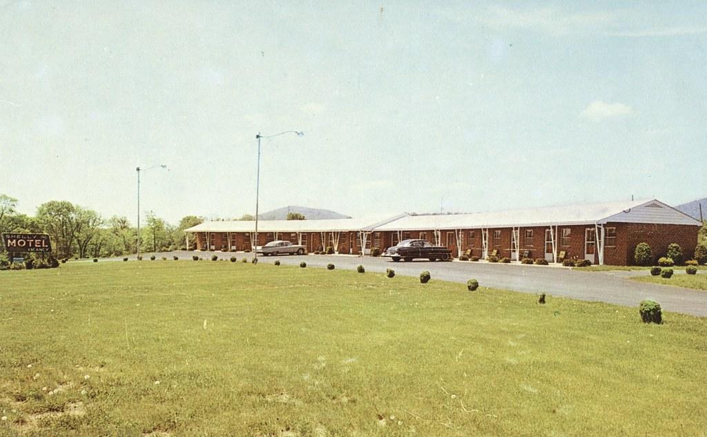 Shelly Motel - Dillsburg, Pennsylvania