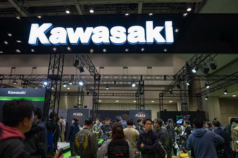 Tokyo MC Show 2017 : KAWASAKI