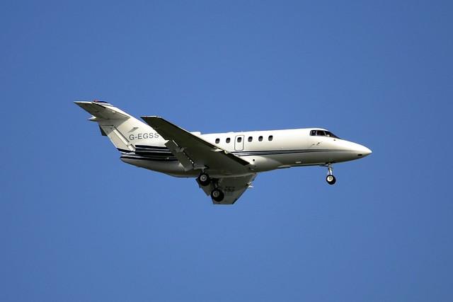 G-EGSS Hawker 800XP