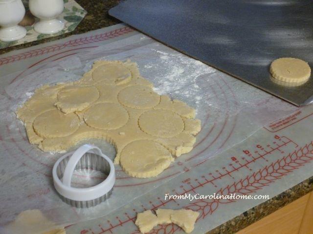 Mardi Gras Vanilla Sugar Cookies 1a