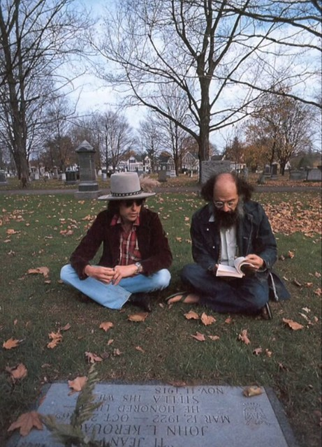 The Great American Poet (with Allen Ginsberg)