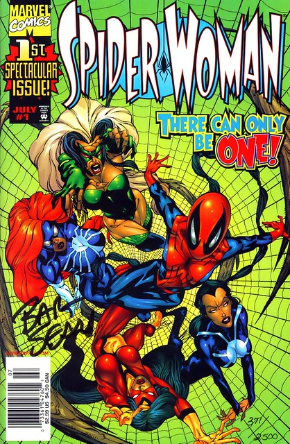 Spider-Woman v3