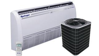 Ar-condicionado split piso teto