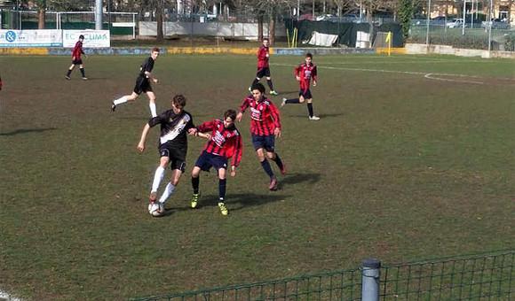 Giovanissimi Regionali Elite, Virtus - Este 2-0