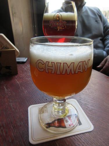 Chimay Tripel draught
