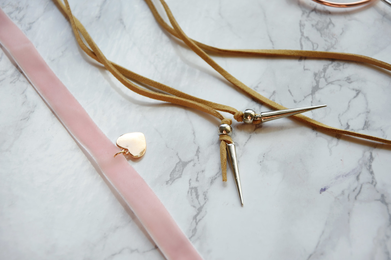 Choker necklace from Ebay review