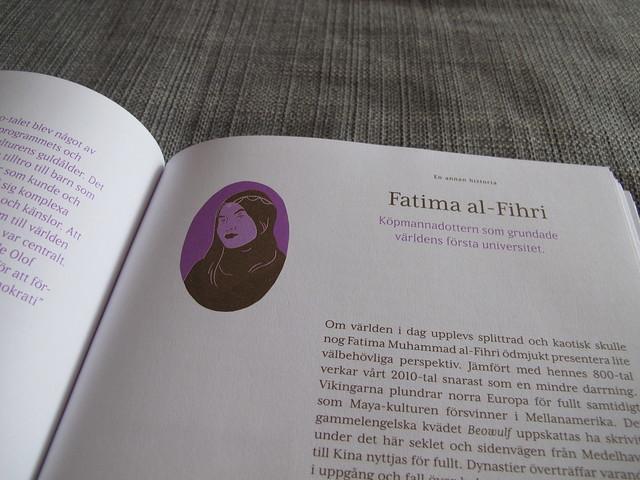 en annan historia: om barumskvinnan, mama masika och 49 andra personer alla bör känna till av lina thomsgård (red.)