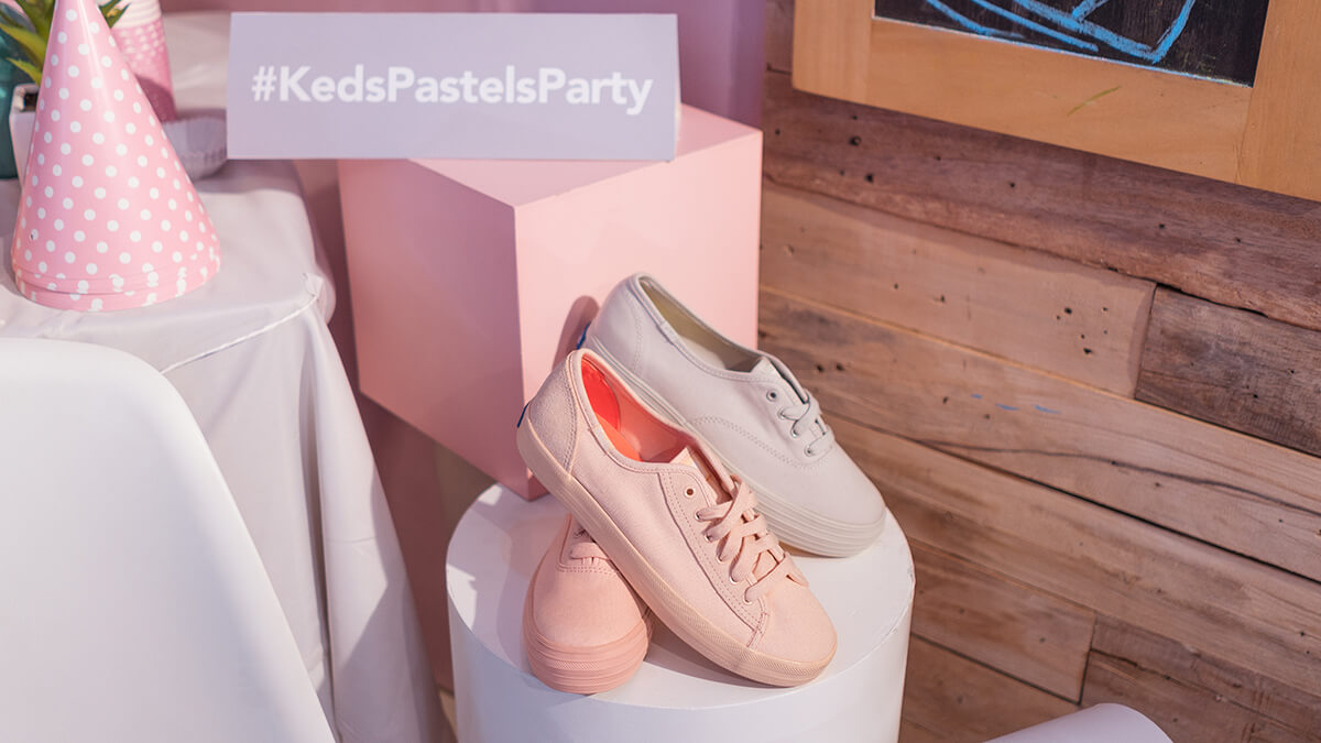 KEDS Pastel Collection