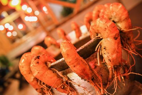 【美食】桃園市「活跳跳活蝦餐廳 」讓你吃過就忘不了的活蝦料理