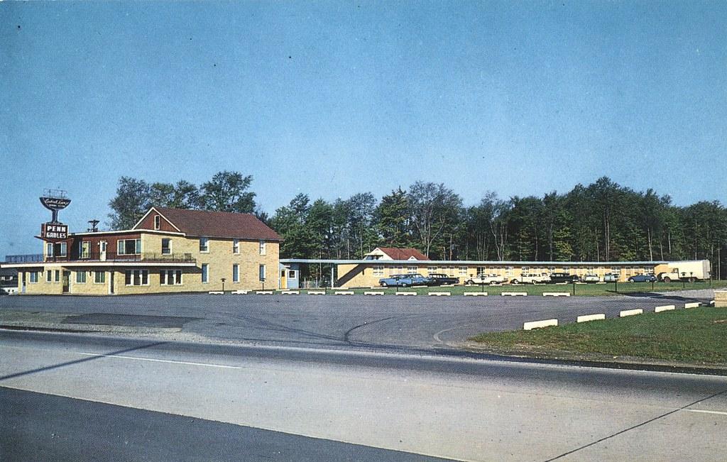 Penn Gables Motel - Ellensburg, Pennsylvania
