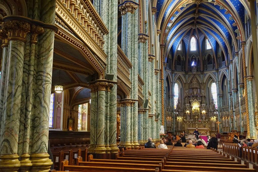 Notre-Dame Cathedral Basilica, Ottawa Canada