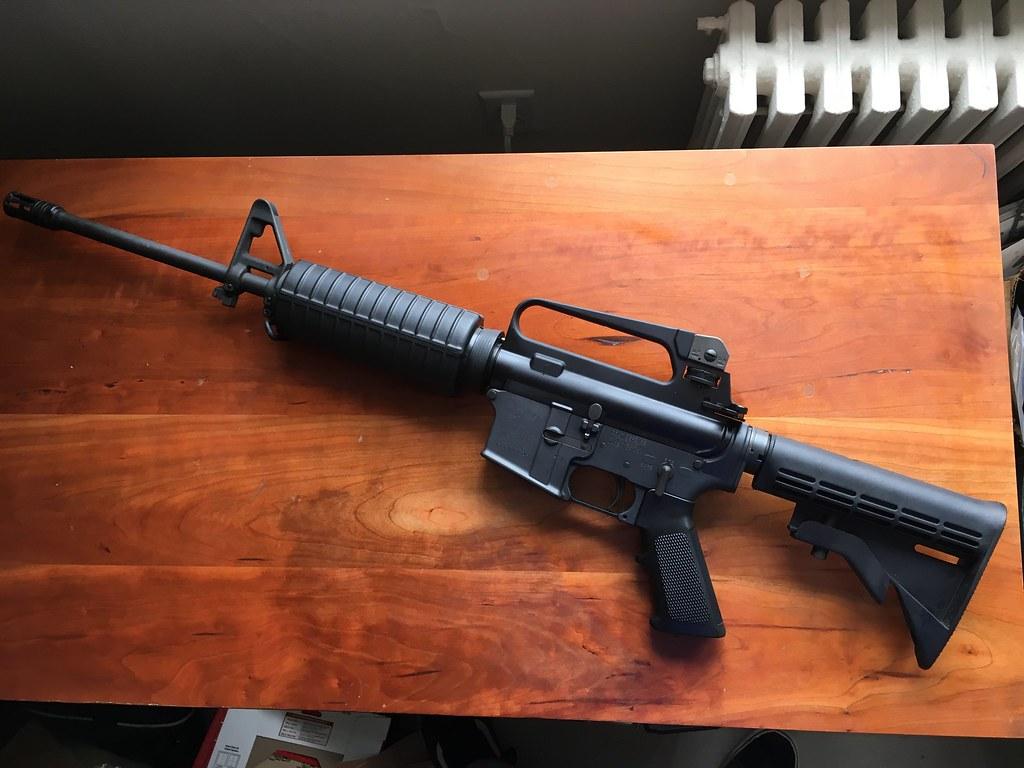Colt Canada/Diemaco 6520 A2 carbine SPF - AR15 COM