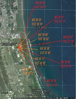 利澤地熱十口面井位置。資料來源:蘭陽地熱公司。