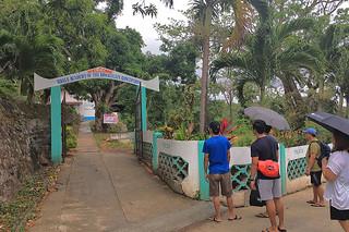 Sibale island - San Vicente Sibale Academy