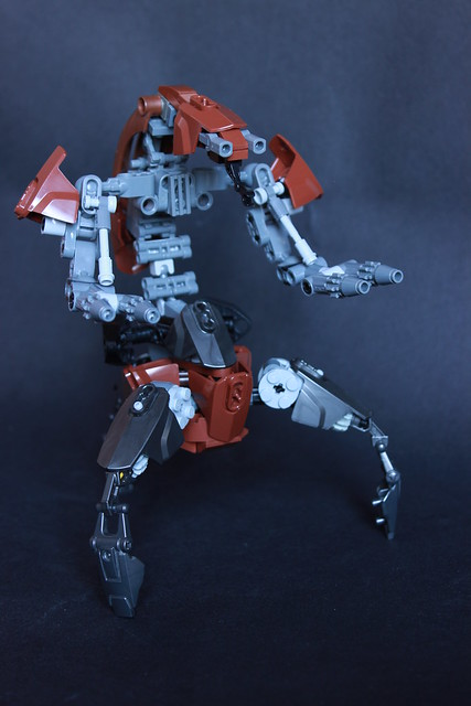 Droideka, by ToaLeewan, on Flickr