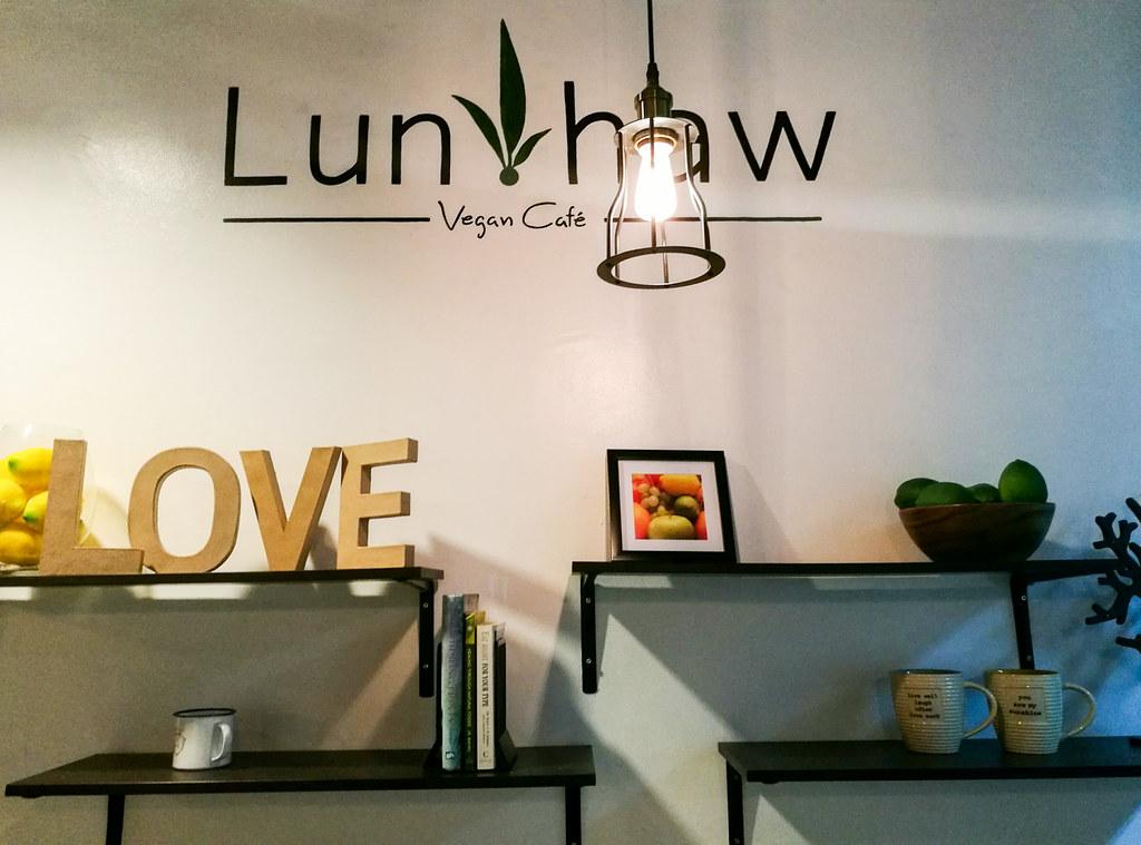 Lunhaw Vegan Cafe, Cebu-13