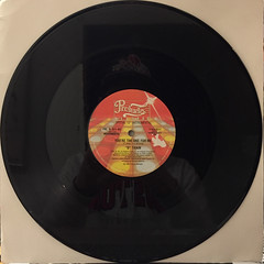 D TRAIN:YOU'RE THE ONE FOR ME(RECORD SIDE-B)