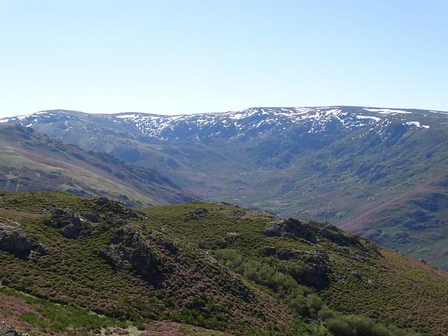 Sierra Segundera en Pena Trevinca