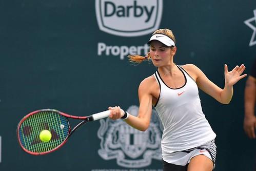 Рівненська тенісистка виграла турнір у Франції