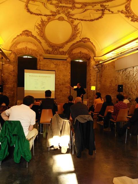 #digijobid Barcelona event 03/05/17