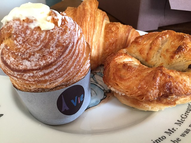 Crocake/Croissant/Kouign Amann