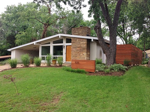 mid century modern ranch 2013 we just re installed the cl flickr. Black Bedroom Furniture Sets. Home Design Ideas
