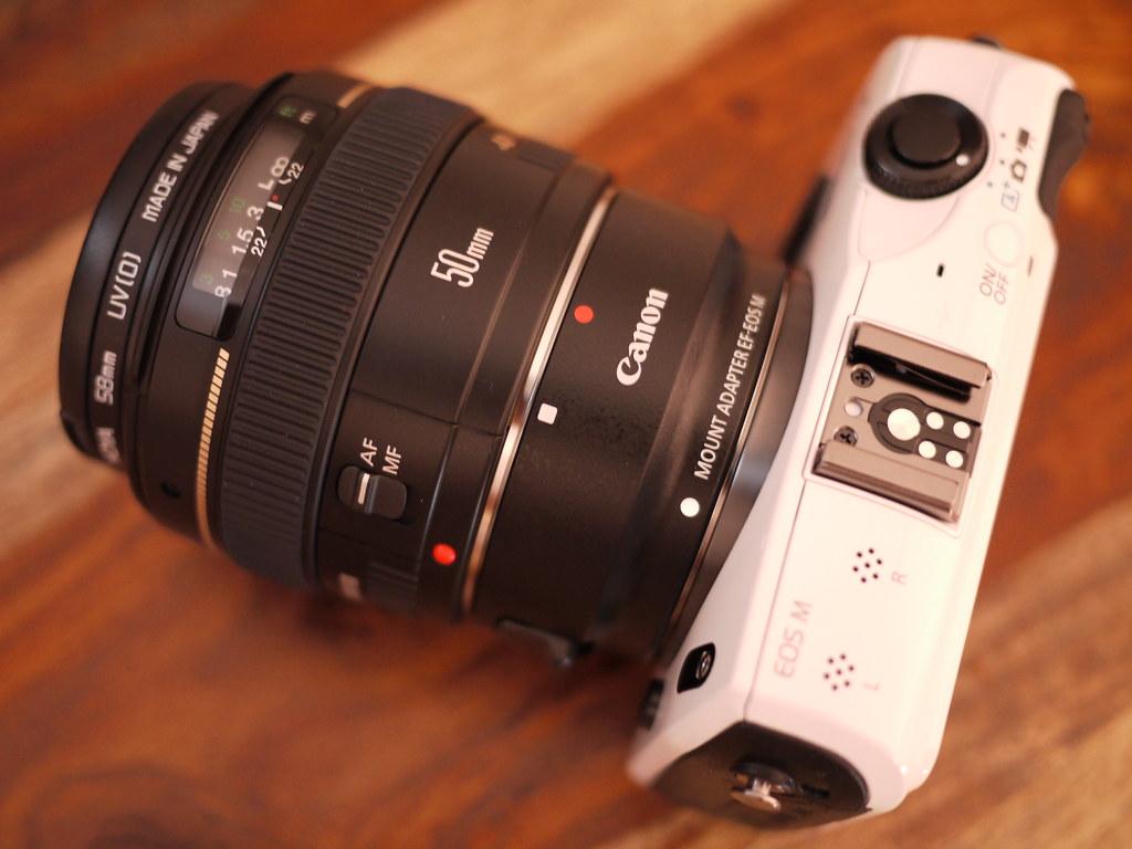 Canon EOS M & Canon 50mm 1.4 | Canon EOS M & Canon 50mm 1 ...
