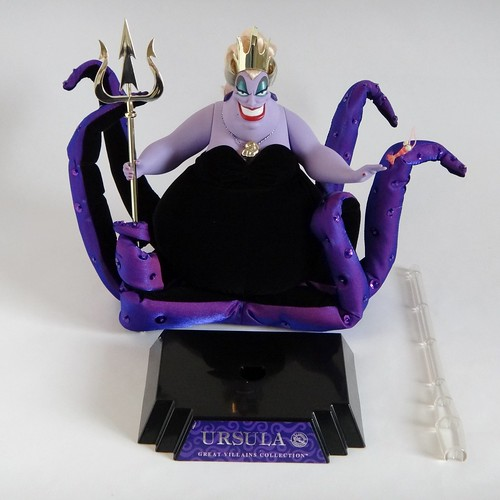 Sea Witch Ursula 9 Limited Edition Doll Mattel 1997