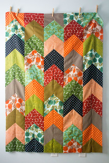 Arrow Tail Quilt Top | by Sing All You Want