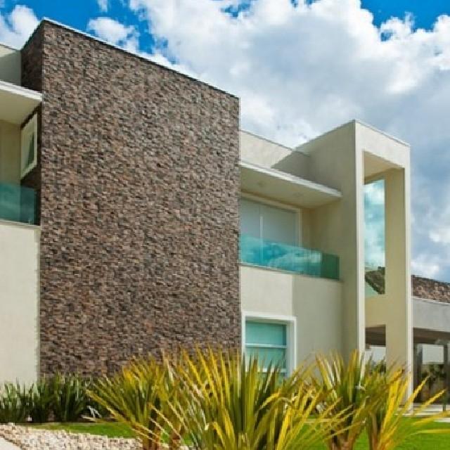 Pedra ferro ideal para revestimento de fachadas produto flickr - Material para fachadas ...