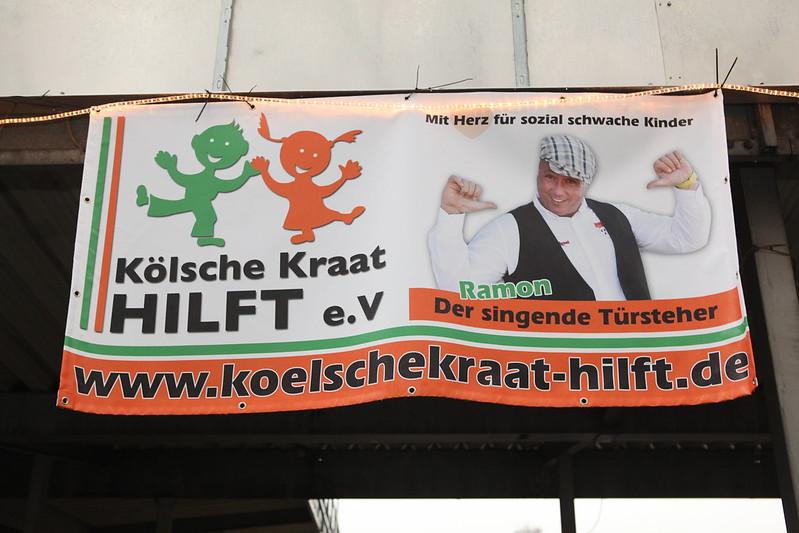 Spendentag 14. Dezember 2013 Köln Zollstock
