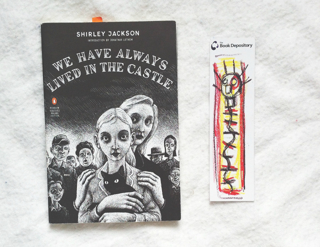 we have always lived in the castle shirley jackson book review blog