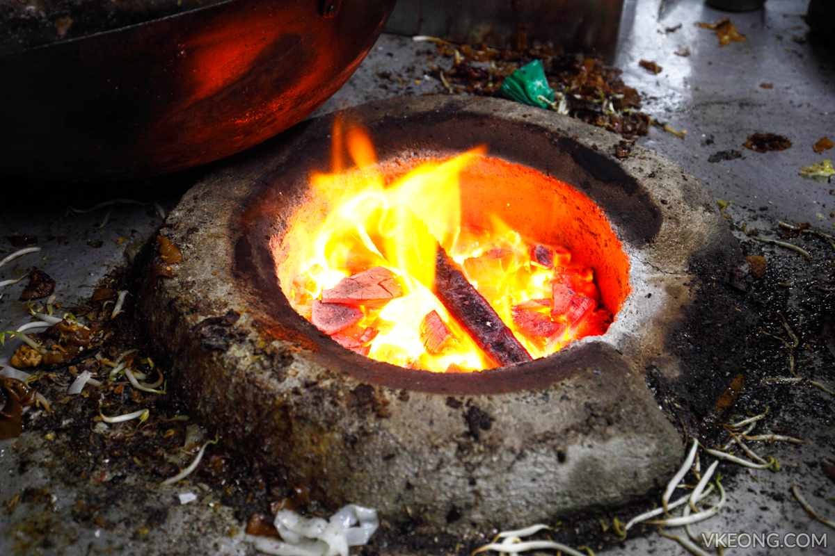 Char Koay Teow Charcoal Stove