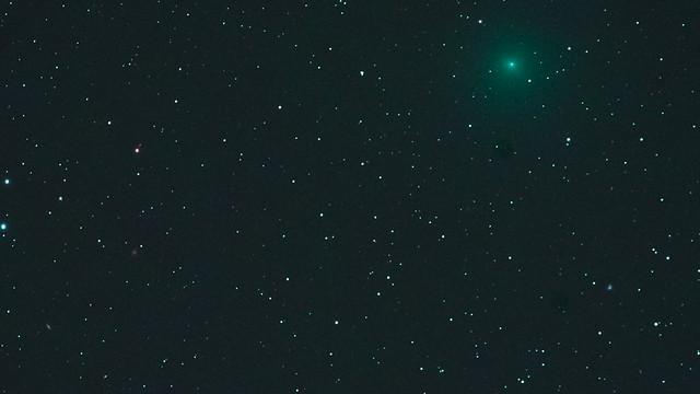 Comet 41P:Tuttle–Giacobini–Kresák Timelapse 11 Seconds