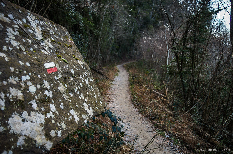 Por el sendero GR-151