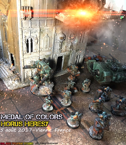 Medal Of Color, Horus heresy s2e1 Aout 2017/vienne (38) 32902522623_4ee359336b