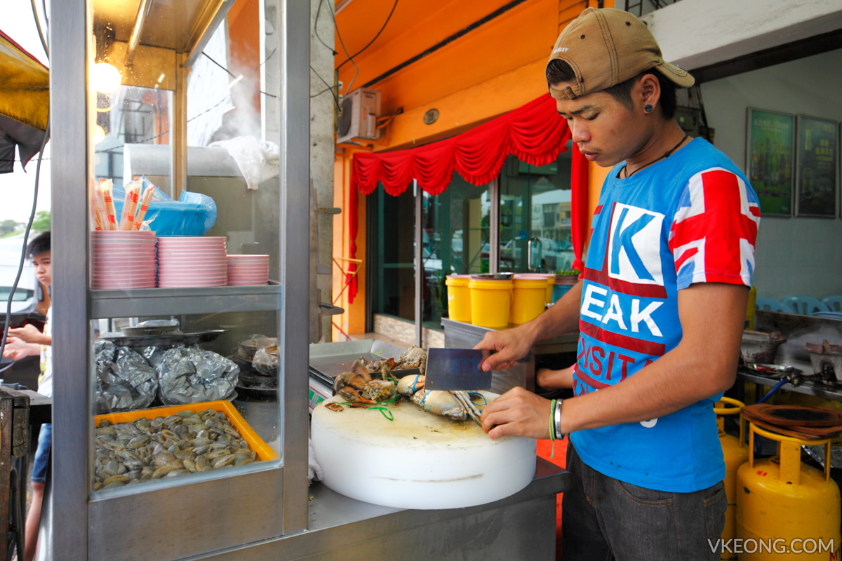 Sieng Kee Cutting Crabs