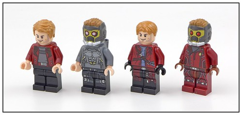 LEGO SuperHeroes Guardians of the Galaxy Vol 2 (2017) figures21