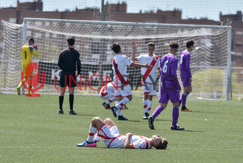 Cadete B 1-1 Real Madrid